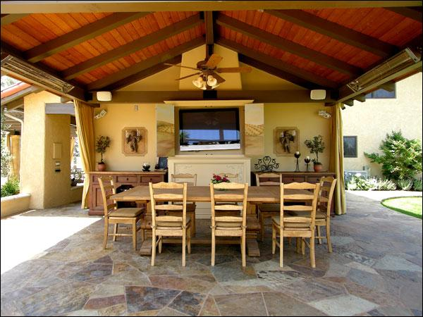 Elegant Gallery: Arbors And Patio Covers For Outdoor Living Spaces