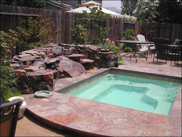 Swimming pools spas hot tubs jacuzzis haney for Hot tub designs and layouts